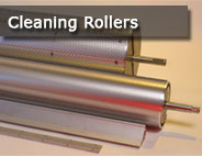 Cleaning Rollers